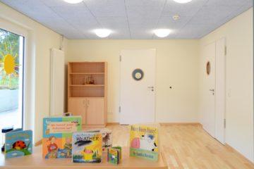 Luisenhof Umnutzung Kinderkrippe