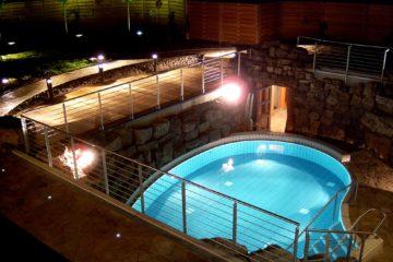 Erweiterung Sauna ALOHA-Bad Osterode