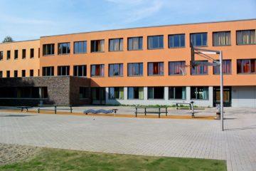 Heinrich-Heine-Schule Göttingen, Umbau u. Erweiterung