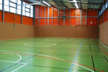 Sporthalle Königshof, Hann. Münden