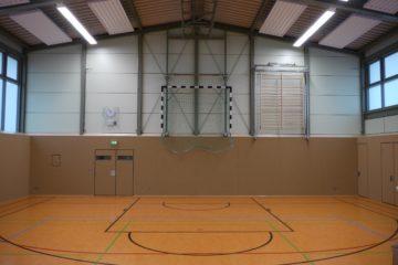 Sporthalle Hedemünden
