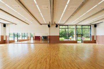 """Leibniz Universität Hannover Erweiterung Sportzentrum """"Am Moritzwinkel 6"""""""