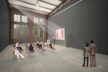 Lokhalle GWG Umbau-Erweiterung