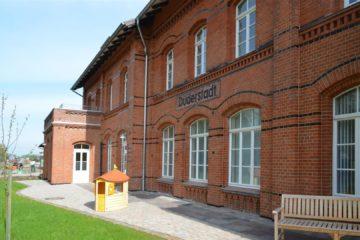 Sanierung Bahnhof, Duderstadt