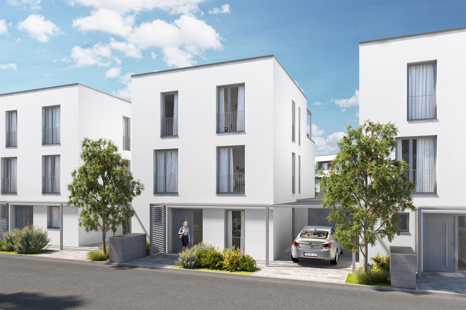 Architekten Göttingen wohnen am klosterpark bmp architekten göttingen